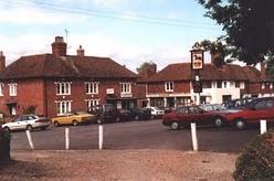 Pluckley,Kent Inggris