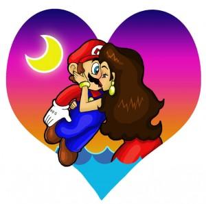 Pauline Loves Mario